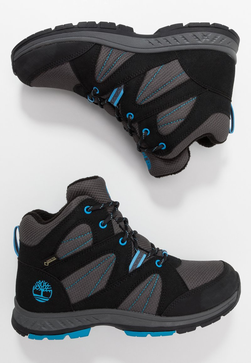 Timberland - NEPTUNE MIDGTX BUNG - Winter boots - black
