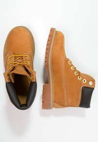 """Timberland - 6"""" PREMIUM  - Lace-up ankle boots - wheat - 1"""