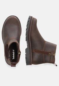 Timberland - CHELSEA - Korte laarzen - dark brown - 1