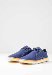 Timberland - GATEWAY PIER OXFORD - Casual lace-ups - dark blue - 2