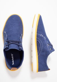 Timberland - GATEWAY PIER OXFORD - Stringate sportive - dark blue - 1