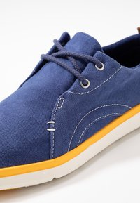 Timberland - GATEWAY PIER OXFORD - Stringate sportive - dark blue