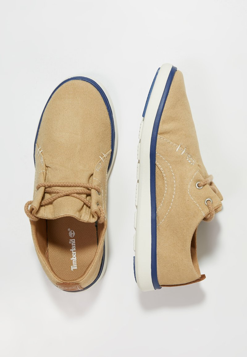 Timberland - GATEWAY PIER OXFORD - Casual lace-ups - medium beige