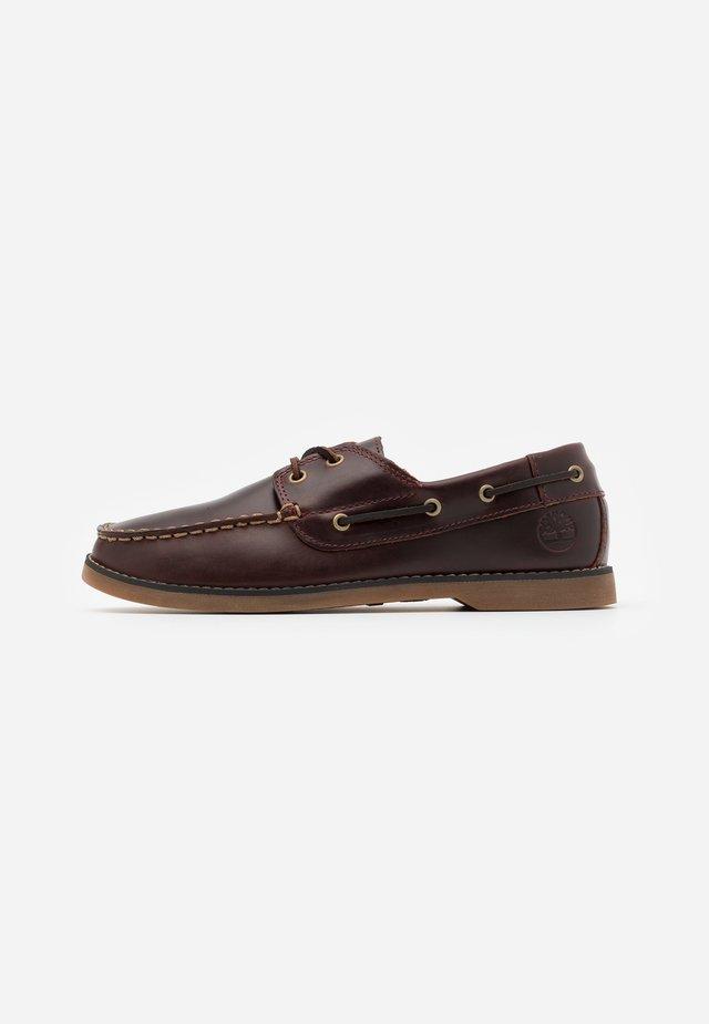 SEABURY CLASSIC 2EYE - Bootsschuh - dark brown