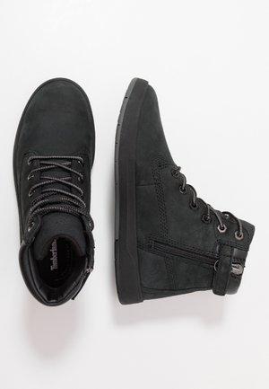 DAVIS SQUARE 6 INCH - Sneaker high - black