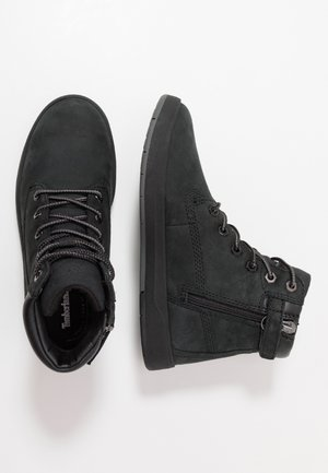 DAVIS SQUARE 6 INCH - Sneakers hoog - black