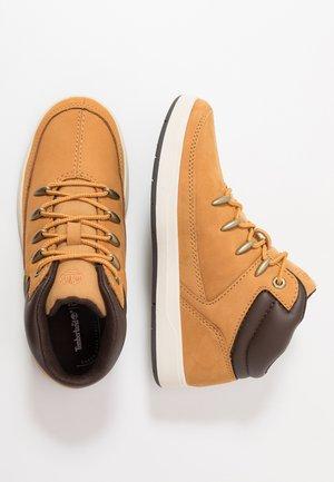 DAVIS SQUARE TDEUROSPRINT - Sneaker high - wheat