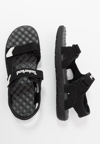 Timberland - PERKINS ROW 2-STRAP - Sandals - black - 1
