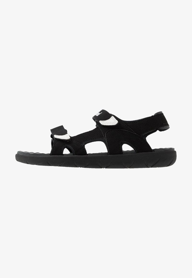 Timberland - PERKINS ROW 2-STRAP - Sandals - black