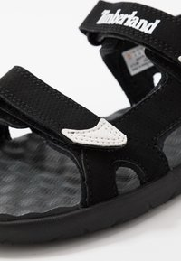 Timberland - PERKINS ROW 2-STRAP - Sandals - black - 5