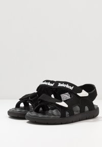 Timberland - PERKINS ROW 2-STRAP - Sandals - black - 3