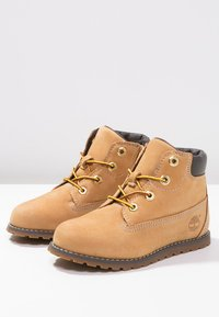 Timberland - POKEY PINE  - Lace-up ankle boots - wheat - 2
