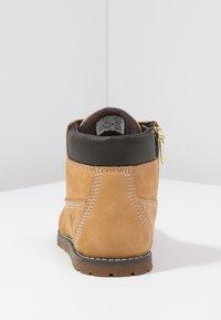 Timberland - POKEY PINE  - Lace-up ankle boots - wheat - 3