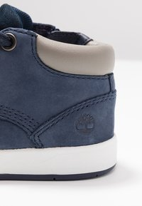 Timberland - DAVIS SQUARE - Lace-up ankle boots - navy - 2