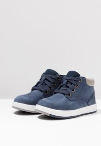 Timberland - DAVIS SQUARE - Lace-up ankle boots - navy - 3