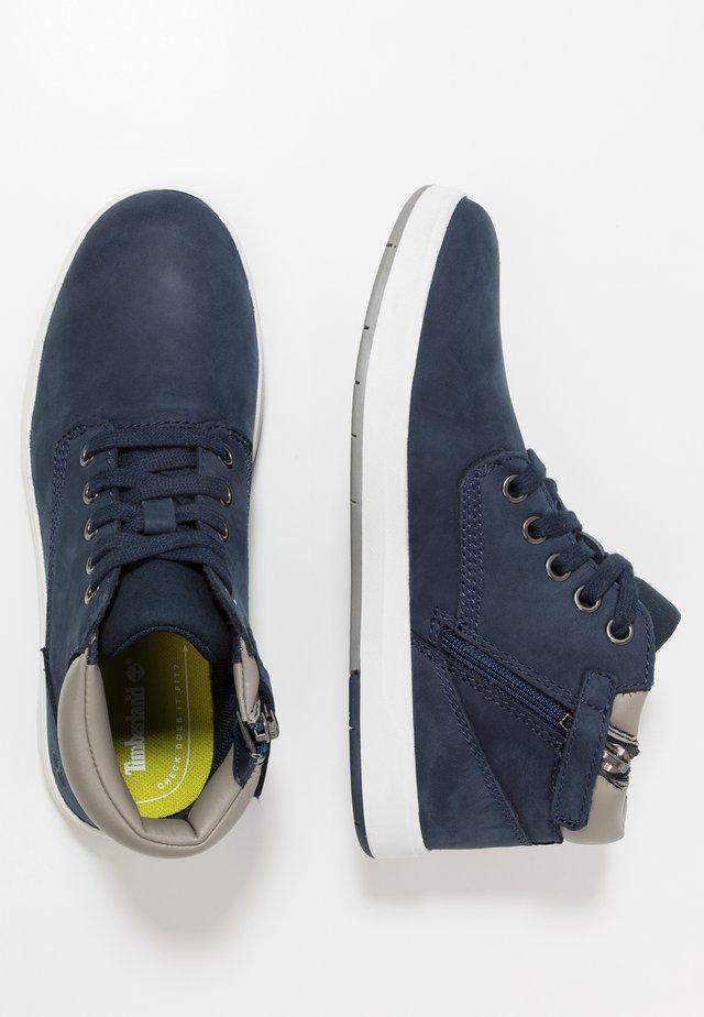 DAVIS SQUARE - Sneaker high - navy