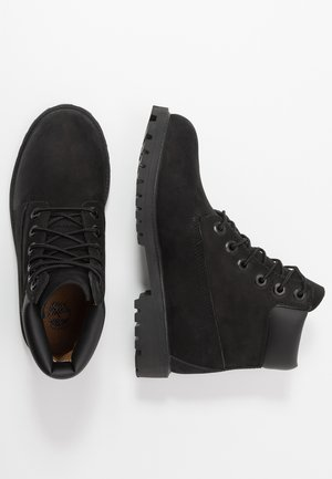 6 IN PREMIUM WP BOOT - Bottines à lacets - black