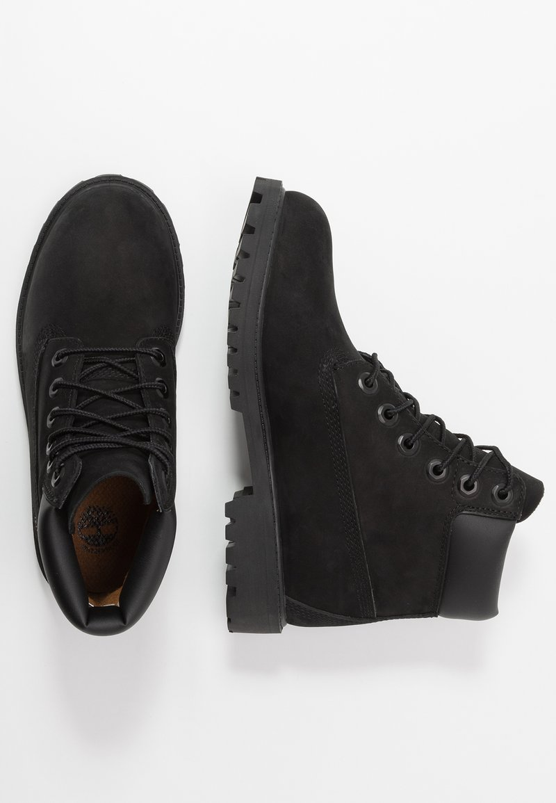 Timberland - 6 IN PREMIUM WP BOOT - Lace-up ankle boots - black