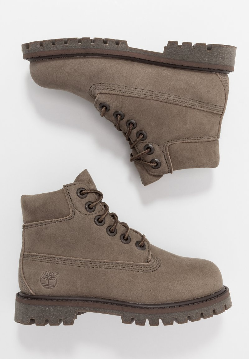 Timberland - 6 IN PREMIUM WP BOOT - Lace-up ankle boots - olive