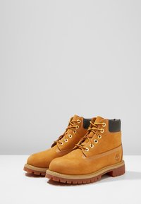 Timberland - 6 IN PREMIUM WP BOOT - Lace-up ankle boots - wheat - 3