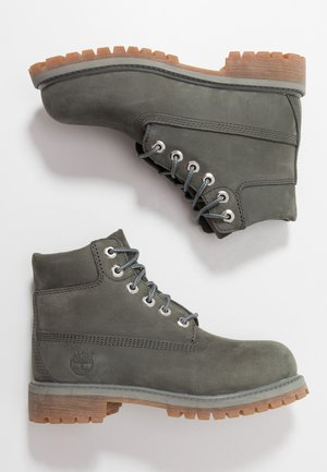 6 IN PREMIUM WP BOOT - Schnürstiefelette - dark grey