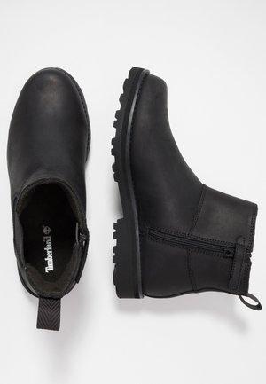 COURMA CHELSEA - Korte laarzen - black