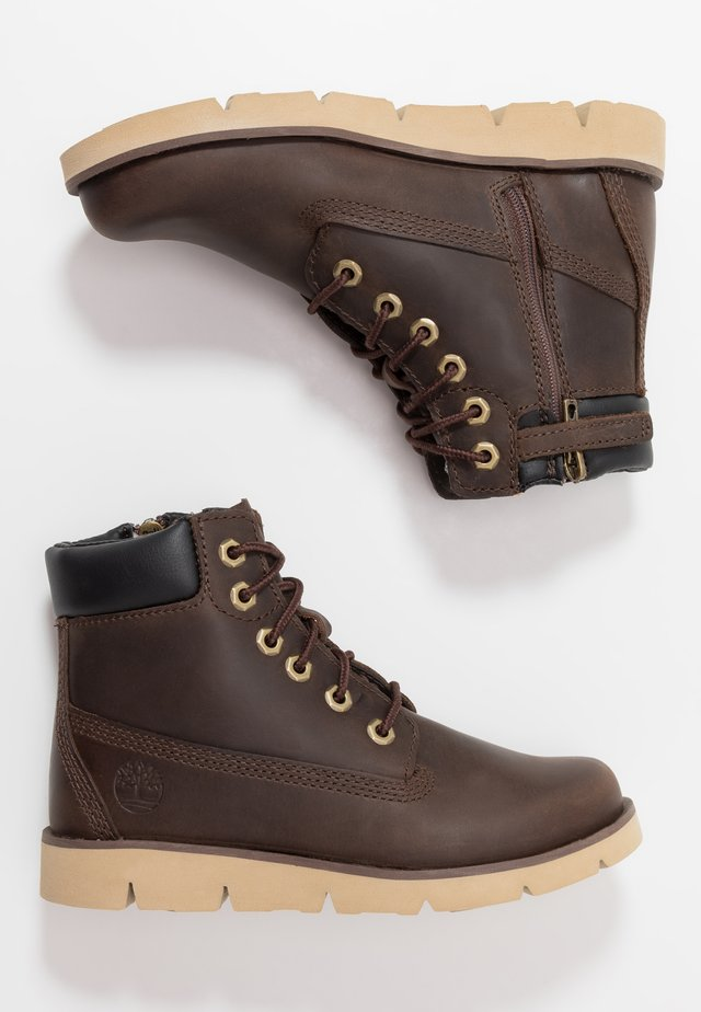 """RADFORD 6"""" BOOT - Schnürstiefelette - medium brown"""