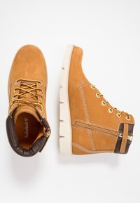 "Timberland - RADFORD 6"" BOOT - Lace-up ankle boots - wheat - 0"