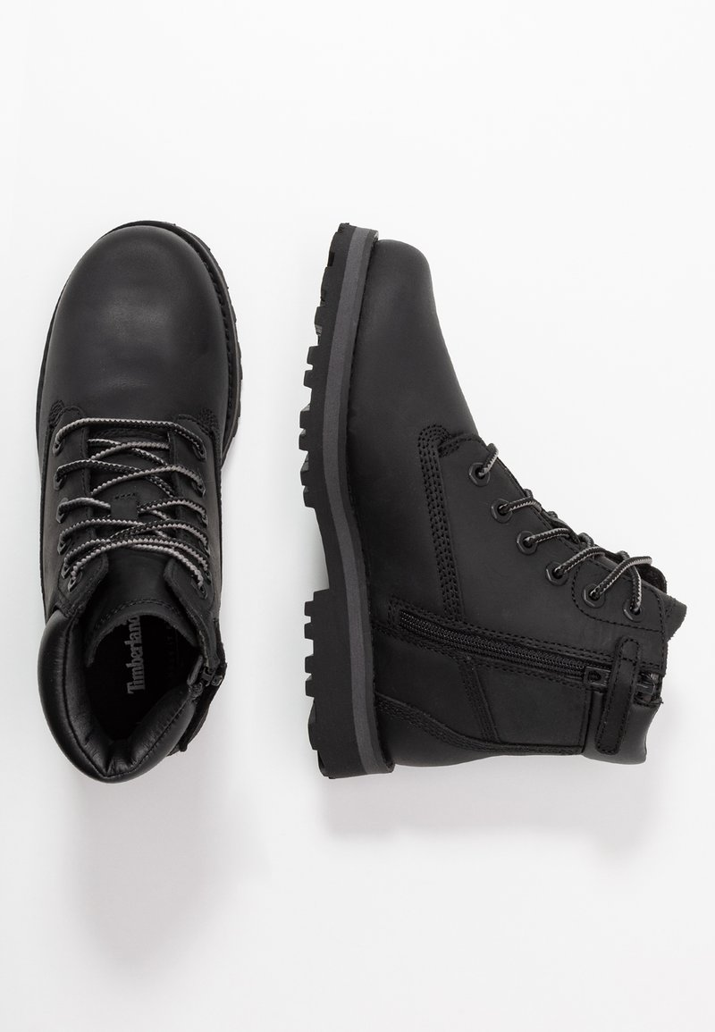 Timberland - COURMA TRADITIONAL - Bottines à lacets - black