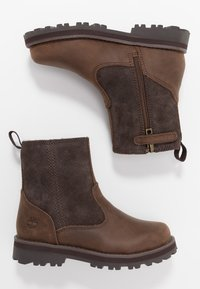 Timberland - COURMA WARM LINED BOOT  - Classic ankle boots - dark brown - 0