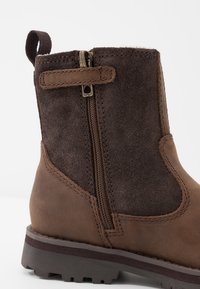 Timberland - COURMA WARM LINED BOOT  - Classic ankle boots - dark brown - 2