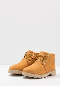 Timberland - CHUKKA WP - Casual lace-ups - wheat - 3