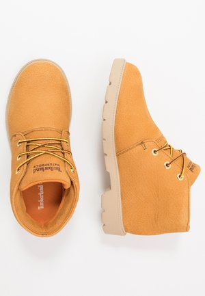 CHUKKA WP - Casual lace-ups - wheat