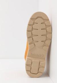 Timberland - CHUKKA WP - Casual lace-ups - wheat - 5