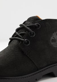 Timberland - CHUKKA WP - Lace-up ankle boots - black - 2
