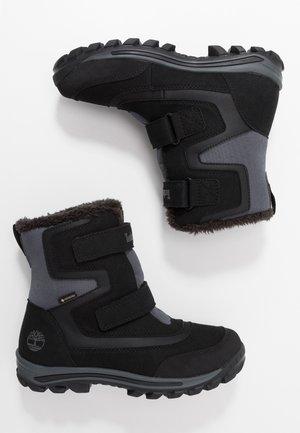CHILLBERG 2-STRAP GTX - Botas para la nieve - black