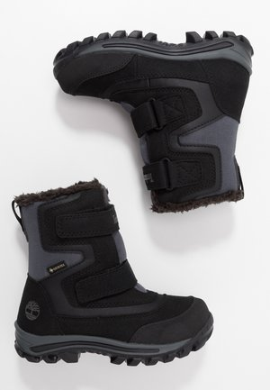 CHILLBERG 2-STRAP GTX - Winter boots - black