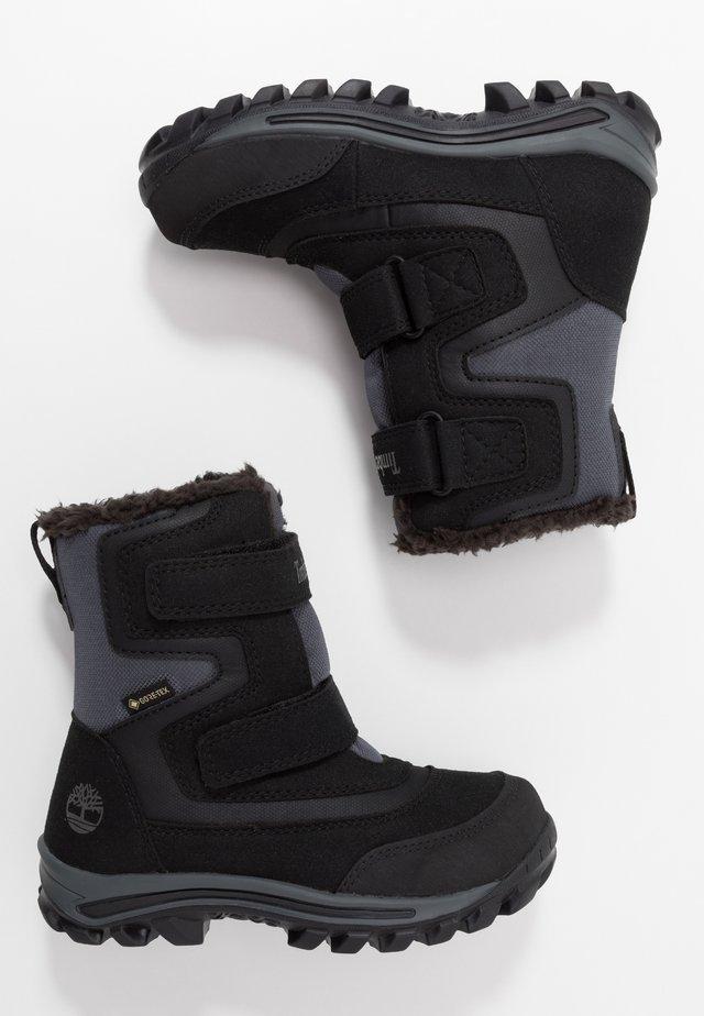 CHILLBERG 2-STRAP GTX - Stivali da neve  - black