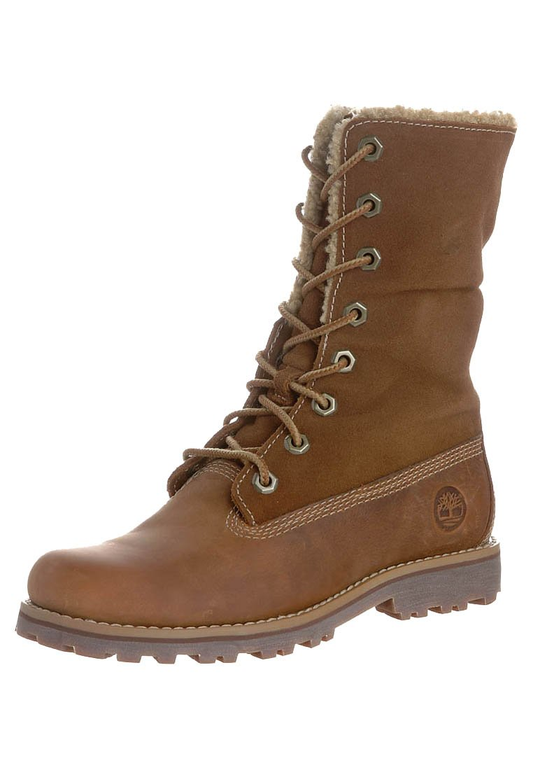 Timberland - AUTHENTICS 6 INCH - Winter boots - brown