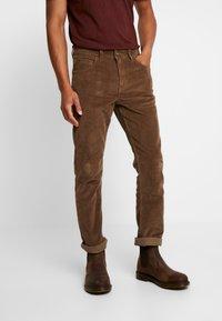 Timberland - SQUAM LAKE STRETCH PANT - Trousers - cub - 0