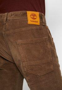 Timberland - SQUAM LAKE STRETCH PANT - Trousers - cub - 5