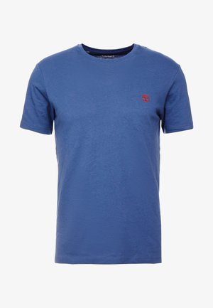 CREW CHEST - Basic T-shirt - dark denim
