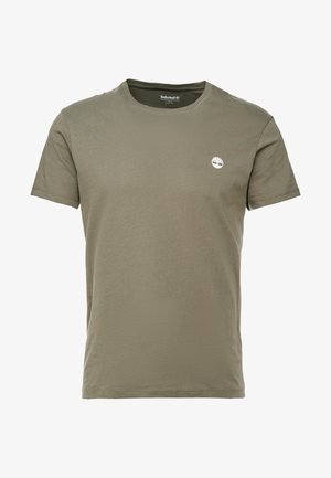 CREW CHEST - T-shirts - grape leaf