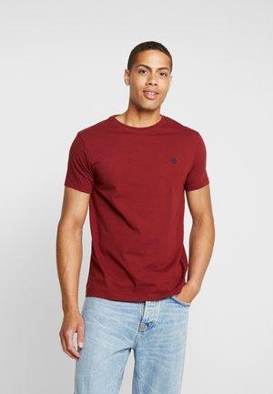 DUNSTAN  - T-shirt basic - syrah
