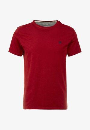 DUNSTAN  - Basic T-shirt - syrah