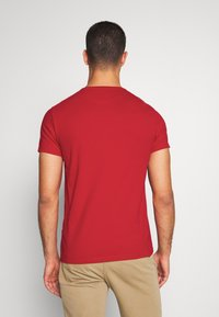 Timberland - DUNSTAN  - T-shirt basic - barbados cherry