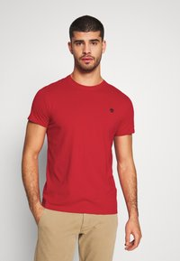 Timberland - DUNSTAN  - T-shirt basic - barbados cherry - 0