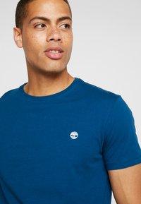 Timberland - DUNSTAN  - T-shirt basic - gibraltar sea - 4