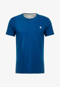 Timberland - DUNSTAN  - T-shirt basic - gibraltar sea - 3