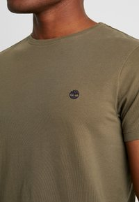 Timberland - DUNSTAN  - T-shirt basic - grape leaf - 4